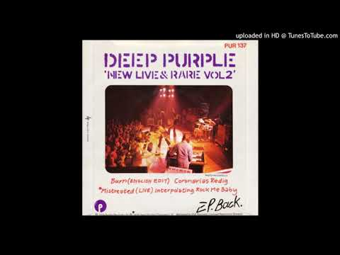 Deep Purple: Coronarias Redig