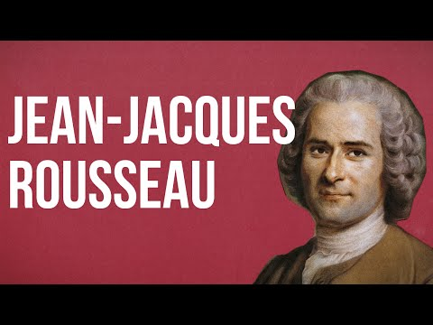 POLITICAL THEORY – Jean-Jacques Rousseau