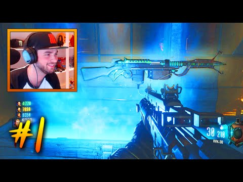 Black Ops 3 ZOMBIES Gameplay PART #1 -