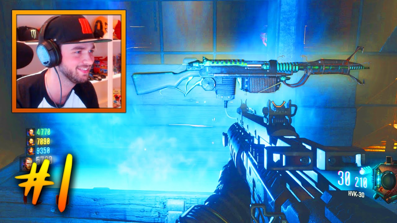 Black Ops 3 Zombies Gameplay Part 1 The Giant W Ali A Call