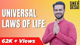 Motivational Video in Hindi | Universal Laws of life | Dynamic Yoga Program