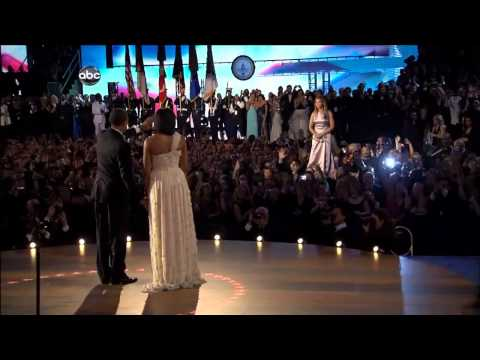 Beyonce   At Last HD Video Live 'For Barack  Michelle Obama)