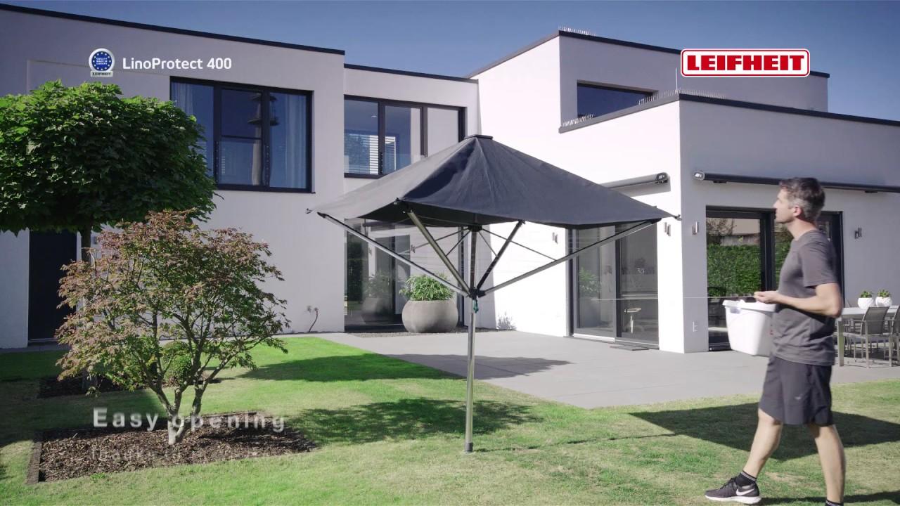 linoprotect 400 fra leifheit youtube. Black Bedroom Furniture Sets. Home Design Ideas