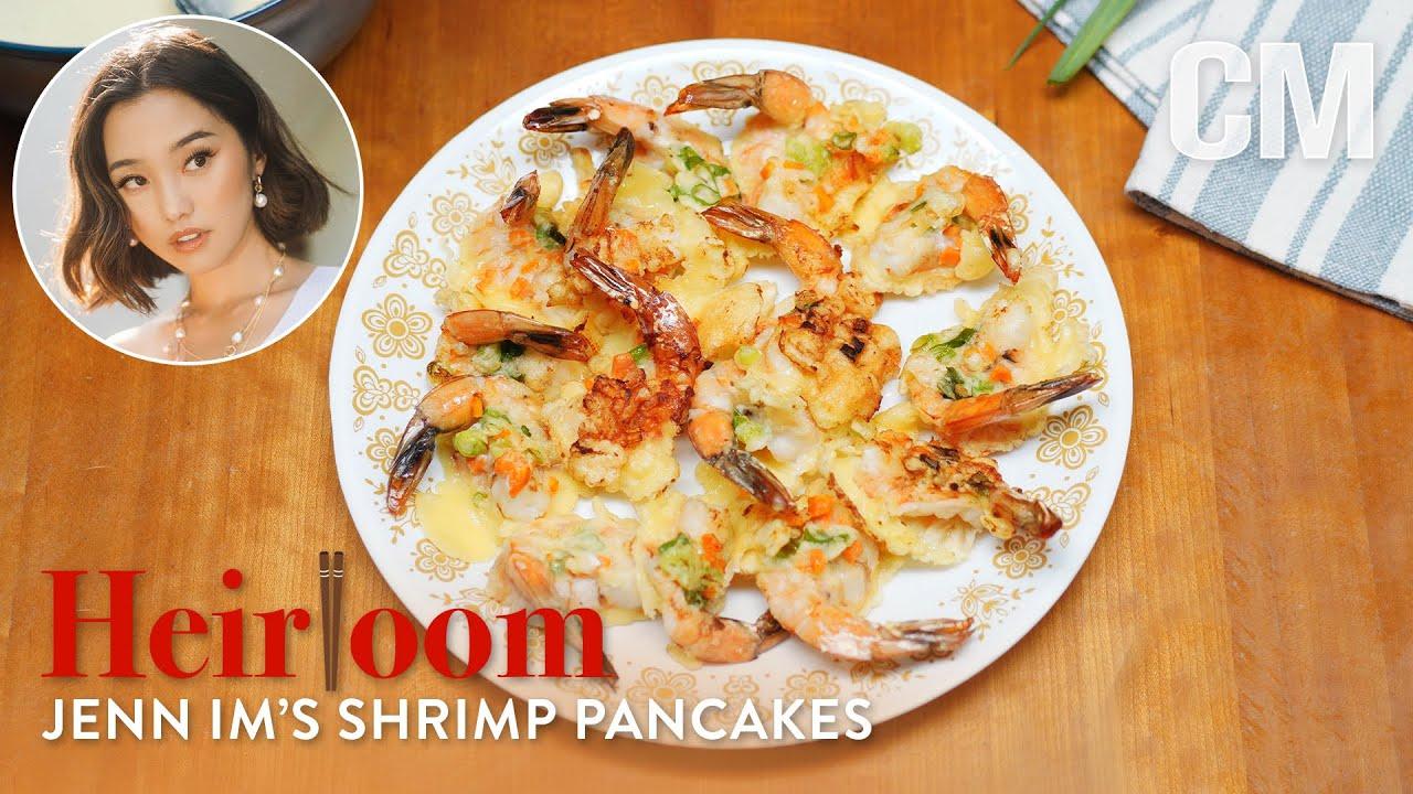 Heirloom: Jenn Im Mama's Shrimp Pancakes