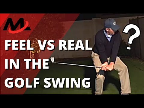 How Should a Golf Swing Feel?