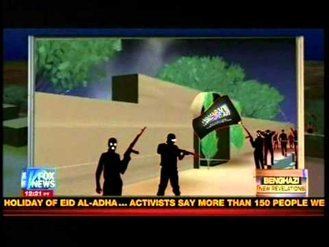 10/28/2012 New Revelations on Attack in Benghazi with Bret Baier - Fox News
