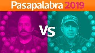 Pasapalabra | Jorge Figueroa vs Juan Canelón