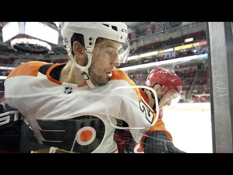 Buffalo Sabres trade Justin Bailey to the Philadelphia Flyers for Taylor Leier