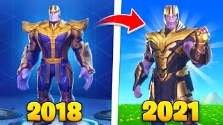 Fortnite CLICKBAIT That Actually Came True