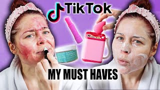 TIKTOK MADE ME BUY IT! - Testing Viral ProductsI
