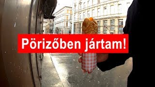 Pöriző, a magyar streetfood