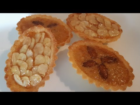 🥰mini-tartelette-amandine-simple-à-réaliser/تارتلات-الامندين-🥰
