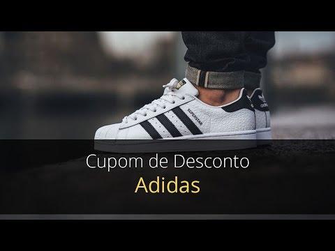 2ed8b41be5a Cupom de Desconto Adidas → Conferido em 05 05 2019