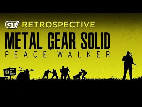 Metal Gear Solid: Peace Walker Retrospective
