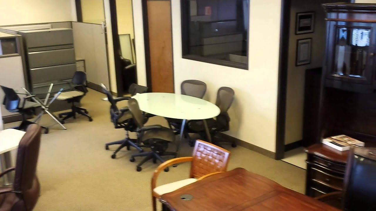 Used Office Furniture Dallas Fort Worth Texas   YouTube