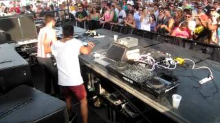 Subb-an playing Tiga