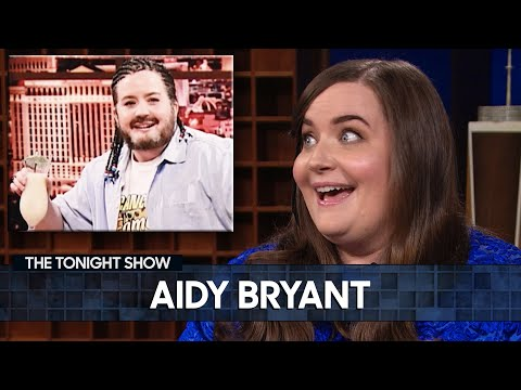 Aidy Bryant Was Surprised SNL Cast Her to Play Sen. Ted Cruz   The Tonight Show