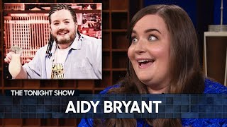 Aidy Bryant Was Surprised SNL Cast Her to Play Sen. Ted Cruz | The Tonight Show