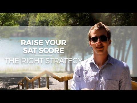 How to raise my SAT score?