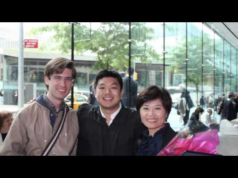 COMMENCEMENT CEREMONY (The Juilliard School) May 24, 2013