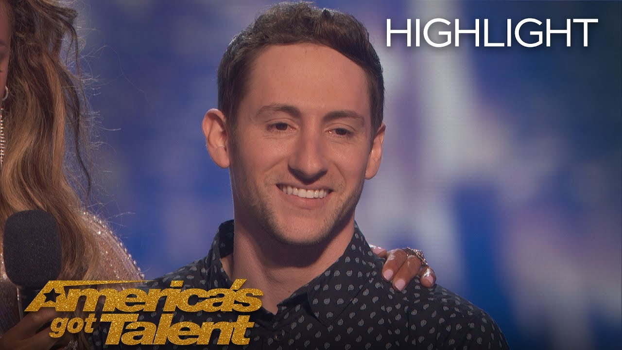 Samuel J. Comroe Receives 4th Place on AGT - America's Got Talent 2018