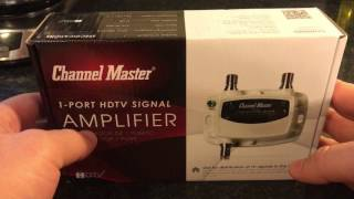 Free HDTV system upgrade Part 4: Amplifier Upgrade