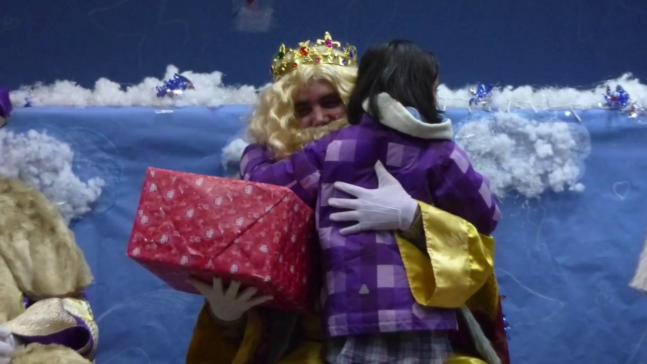 Reyes Magos de Verdad 2016 2017 - YouTube