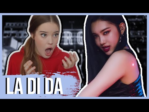 EVERGLOW (에버글로우) - LA DI DA MV REACTION | Lexie Marie