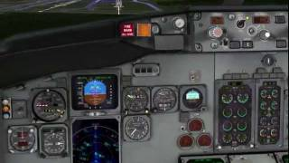 IXEG Boeing 737-300 for X-Plane - CATIIIA Approach Video