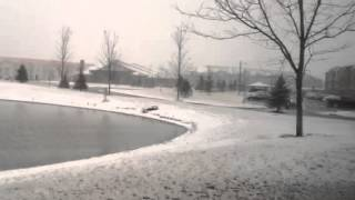 Zindagee se yahee gila hai mujhe - Ghulam Ali + first snow