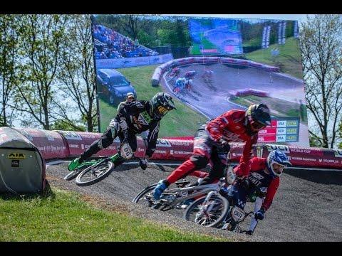 2016 UCI BMX Supercross / Papendal (NED) - Men's Final