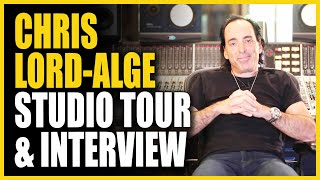 Chris Lord-Alge: Studio Tour & Interview - Warren Huart: Produce Like A Pro