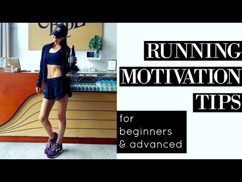 RUNNING TIPS FOR EVERY LEVEL | How to Stay Motivated