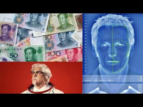 Get Money With Your FACE! China's New Banking Invention