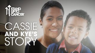 Cassie And Kye's Story | Stand Up To Cancer