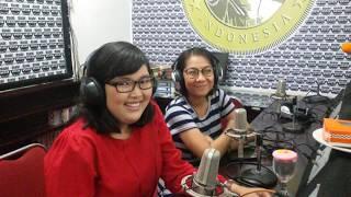 Talk Show Kartu Merah Putih di Radio Muara
