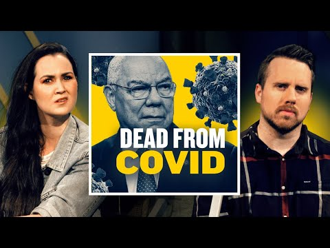 Download Fully Vaccinated Colin Powell Dead From Covid Complications | 10/18/21