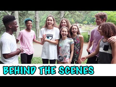 Haschak Sisters - Like A Girl (Behind The Scenes)