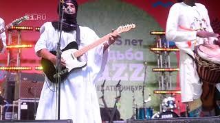 Марокканская группа выступила на фестивале «Усадьба Jazz»
