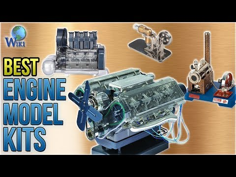 10 Best Engine Model Kits 2018