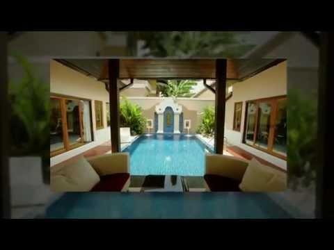 Thai Bali Style Living - Chateau Dale, Pattaya,Thailand