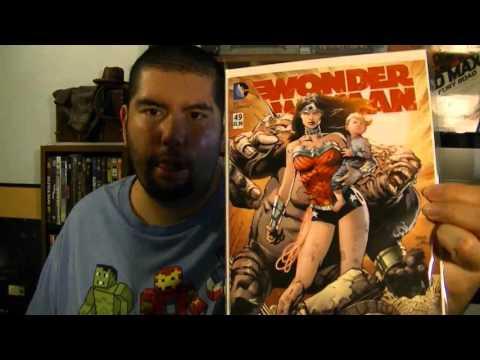 Comic Book Haul 2/20/16 & Quick