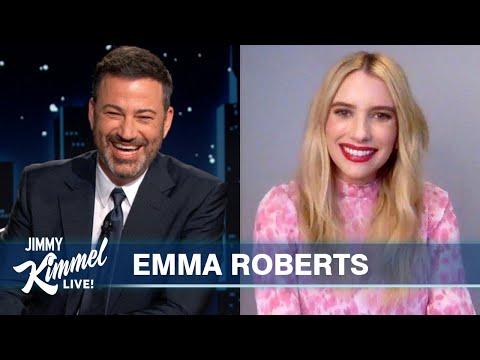 Emma Roberts' Mom Accidentally Revealed Her Pregnancy