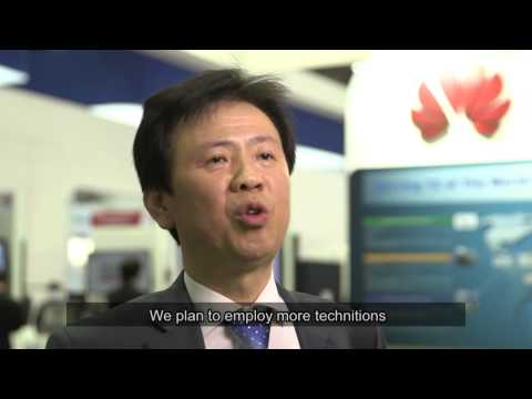 Huawei and Korea's Hyosung Information Systems