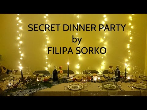 SECRET DINNER PARTY - TRAVEL VLOG OSIJEK 014