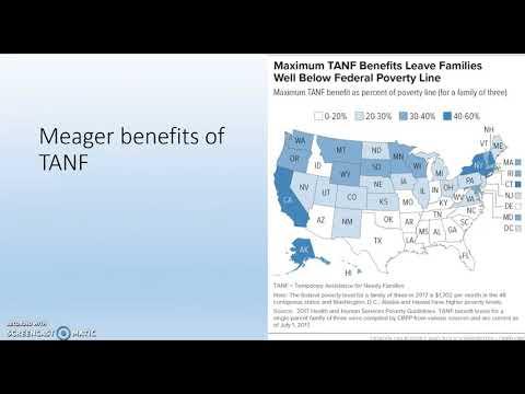 Public Assistance Programs Part 1