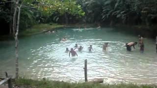 Lagoa Azul / Igarapé-açú