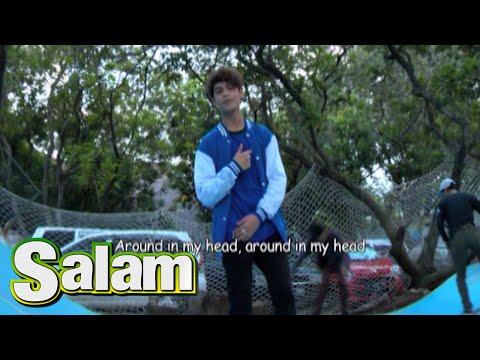 Harris J Nyanyi Menghibur Reno Yang Sedang Latihan [Harris J 'Salam'] [12 Jun 2016]