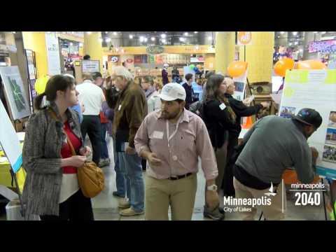 Minneapolis 2040 Big Questions Open Houses