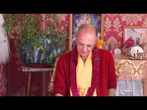 Шримад Бхагаватам 1.2.17 - Бхакти Вигьяна Госвами